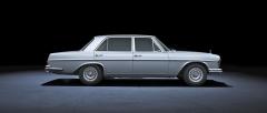 Mercedes-Benz 250 SE/300 SE (W108), standardní řada velkých typů z let 1965 – 1972