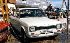 Oblíbená verze Mexico připomínala úspěch Escortu v dálkovém závodu z Londýna do Mexika. Tato verze, představená v listopadu 1970, nebyla poháněna dvouvačkovým motorem