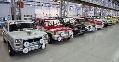 Součástí sbírek jsou i desítky závodních verzí vozů Seat