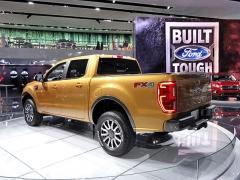 Ford Ranger se vrací na severoamerický trh v nové generaci (středně velký pikap se tam prodával jen do roku 2011)