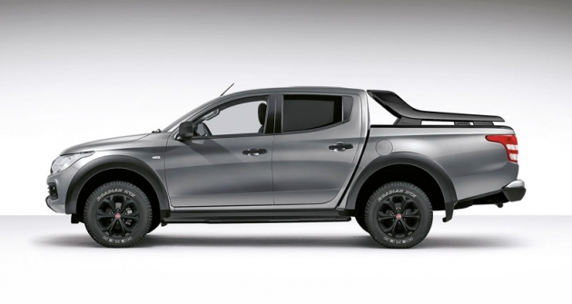 fiat fullback cross do nepohody automobil revue. Black Bedroom Furniture Sets. Home Design Ideas