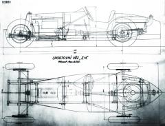 """Závodní vůz Z14 byl vrcholným dílem Ing.Vladimíra Součka, shodou okolností však byl veZbrojovce Brna také jeho odborným """"hrobem""""."""
