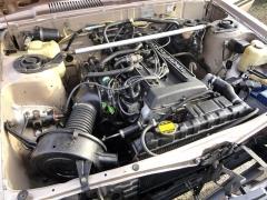 Srdcem vozu je čtyřválec 2T-G s hlavou Yamaha a dvěma vačkovými hřídeli. Masivní motor prošel důkladnou renovací