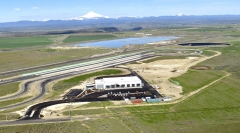 Nový polygon High Desert Proving Ground v Madrásu (Oregon)