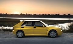 Lancia Delta Integrale – vůz, jenž vposledních letech výrazně stoupá na ceně