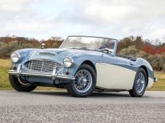 Austin-Healey 3000Mk I roadster zkonce 50. let pořídíte za odpovídajících 1,3 milionu Kč