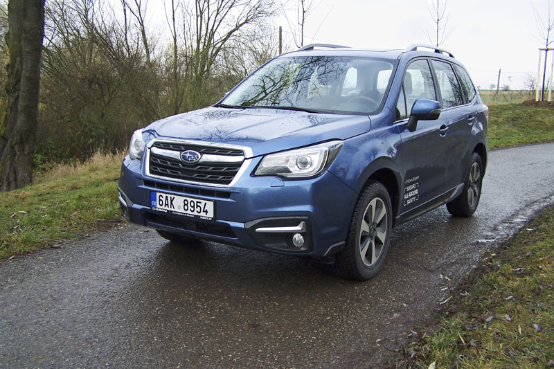 Subaru Forester 2.0i-L Comfort Lineartronic ES