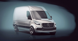 Nový Mercedes-Benz Sprinter