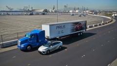 V tahači Toyota pracují dvě sady palivových článků z osobní Toyoty Mirai