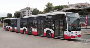 Autobus Mercedes-Benz CapaCity L