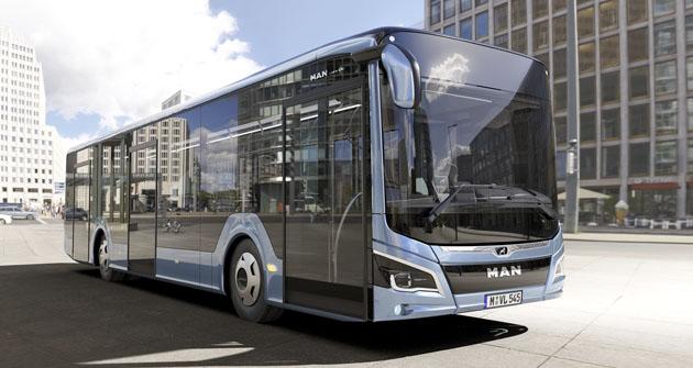 Městský autobus MAN Lion's City