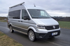 VW Crafter 30 2.0 TDI 130 kW 6G 4Motion Freestyle