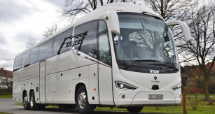 Autobus Scania Irizar i6S