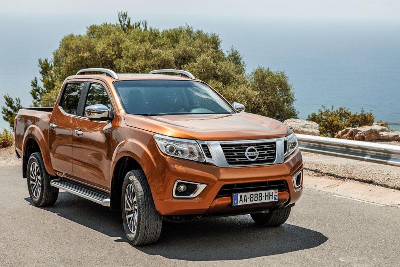 Pick-up Nissan Navara
