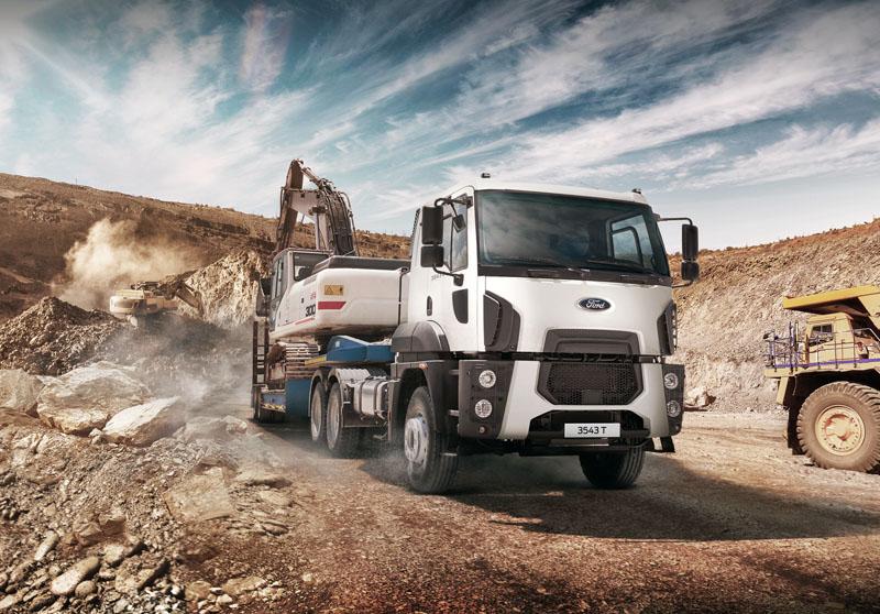 Tahač Ford Trucks 3543 T 6x4