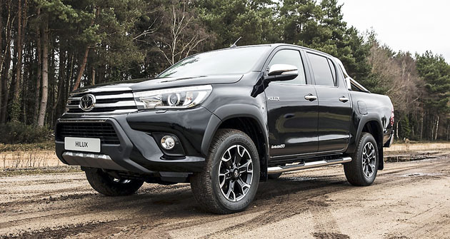 Toyota Hilux 50 Chrome edition