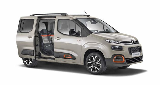 Citroën Berlingo třetí generace