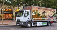 Plně elektrický Renault D pro distribuci zboží ve městě