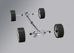 Srdcem systému Jeep Active Drive je jednotka GKN sodpojováním spojovacího hřídele. Schopnosti v terénu jsou nadprůměrné
