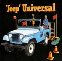Klasický Jeep CJ5 Universal, který se vyráběl plných třicet let