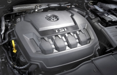 Motor 1.5 TSI/110 kW šetří palivo vypínáním válců, 2.0 TSI/140 kW uspokojí i sportovce