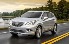 Buick Envision je první automobil General Motors pro americký trh, vyráběný v Číně