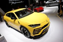 Lamborghini Urus je dalším SUV postaveným na technice Audi Q7