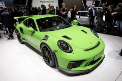 Porsche 911 GT3 RS se stále drží atmosféricky plněného motoru boxer