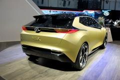 Vůz Tata 45X je postaven na nové flexibilní platformě