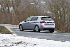 Facelift Peugeotu 308 vtiskl též nové zadní svítilny