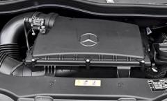 Nejvýkonnější verze motoru OM 651 dává 140 kW (190 k)