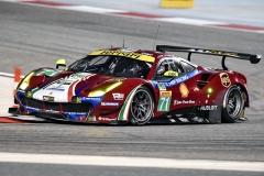 Ferrari je loňským šampionem kategorie GTE, pro letošek připravilo evoluci modelu488