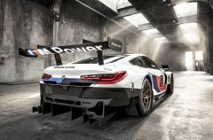 BMW je novým týmem v kategorii GTE. Postavilo zbrusu nový vůz – M8 GTE, který pohání dvěma turbodmychadly přeplňovaný V8 o objemu 4,0 litru