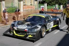 Dan Michl (Lotus Elise), nejúspěšnější český reprezentant, loni celkově čtvrtý a vítěz kategorie E2-SH (siluety)