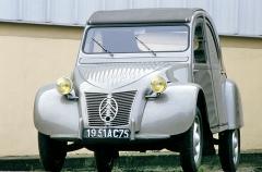 2CV Type A z roku 1951