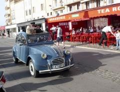 Ochotníci vdubnovém Saint-Tropez (2017)