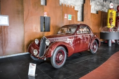 Fiat 508 CS Balilla Berlinetta Aerodinamica MM z roku 1935