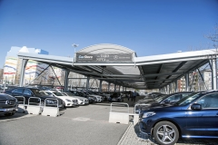 Mercedes-Benz razí pro svůj program certifikovaných ojetých vozů vlastní značku CarStore, podobný přístup má i koncern Volkswagen sprogramem Das WeltAuto