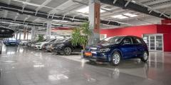 Při prodeji vozů ztěchto programů je cílem zážitek znákupu podobný jako v případě nových vozů. Často tvoří samostatnou sekci takzvané roční vozy