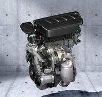 Zásadní změnou oproti minulé generaci je použití přeplňovaného motoru (čtyřválec 1.4 BoosterJet)