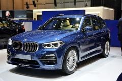 BMW Alpina XD3 a XD4 zrychlují z 0 na 100km/h za 4,6 s a jejich nejvyšší rychlost je 266, respektive 268 km/h