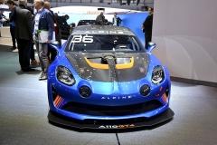 Alpine A110 GT4 je určená pro zákaznické týmy, tovární zázemí bude zajišťovat Signatech