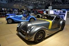 Morgan Aero GT je doposud nejvýkonnějším silničním modelem britského malovýrobce