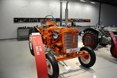 V Zetor Gallery si lze trvale prohlédnout i legendární Zetor 25 A (1948 – 1961)