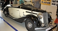 Elegantní roadster Praga Lady oblékla karosárna Uhlík v roce 1936