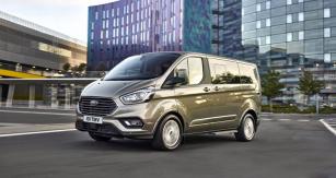 Přepracovaný design Fordu Tourneo zapadá dorodiny ostatních modelů Ford