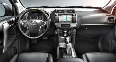 Nový Land Cruiser kombinuje nevšední odolnost svysokou mírou luxusu