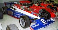 Al Unser dobyl jedno ze svých vítězství na tomto monopostu Lola-Cosworth Turbo, když startoval vtýmu Chaparral Racing (1978)