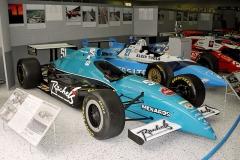 Eddie Cheever (Dallara-Oldsmobile 4.0 V8) korunoval svou sportovní kariéru triumfem v ročníku 1998