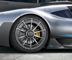 Prvky z uhlíkových kompozitů v kovaných hliníkových kolech zlepšují aerodynamiku bez omezení chlazení brzd